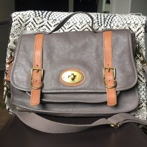 Fossil Long Live Vintage Messenger Bag